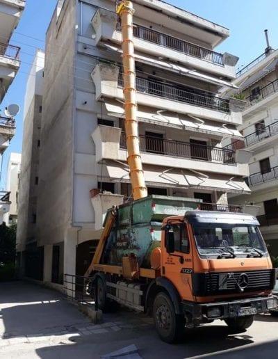 Επαγγελματικοί Καθαρισμοί, Τεχνικά Έργα Loukas Company